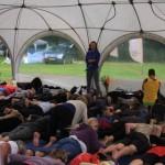 copenhagen yoga festival foto